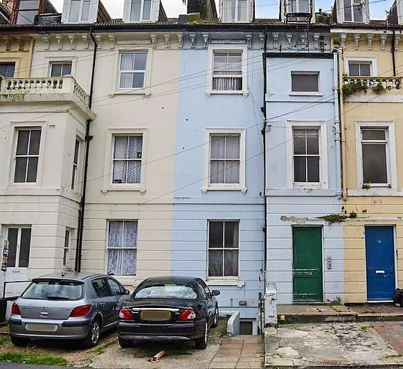 1 Bedroom Flat for sale in Devonshire Road, Hastings, TN34