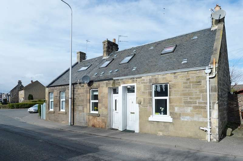 2 Bedrooms Cottage House for sale in Linden Place, Loanhead, Midlothian, EH20 9SA