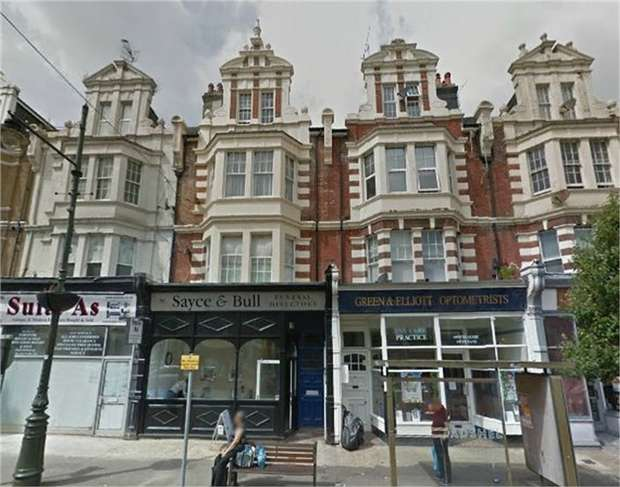 2 Bedrooms Flat for sale in 38 Sackville Road, Bexhill-on-Sea, East Sussex