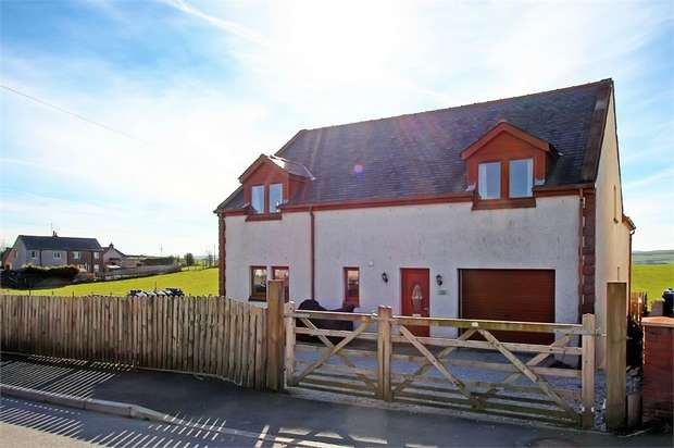 4 Bedrooms Detached House for sale in Shawhead, Dumfries