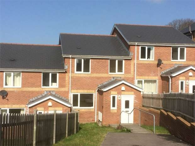 3 Bedrooms Terraced House for sale in Cwmcoed, Bettws, Bridgend, Mid Glamorgan