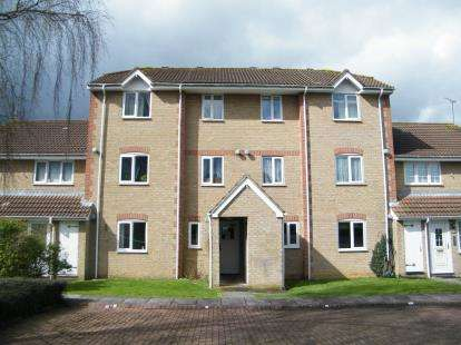 2 Bedrooms Flat for sale in Great Meadow Road, Bradley Stoke, Bristol, Gloucestershire