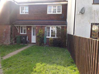 2 Bedrooms Terraced House for sale in Moorby Court, Craiglee Drive, Cardiff, Caerdydd