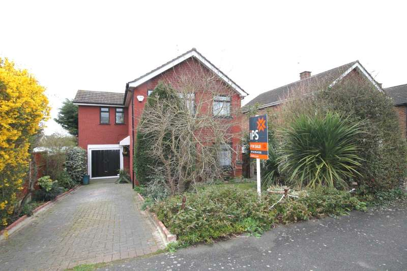 4 Bedrooms Detached House for sale in Three Gables House, Woodbury Rise, Great Glen