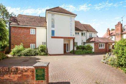 2 Bedrooms Flat for sale in 7 Roxwell Road, Chelmsford, Essex