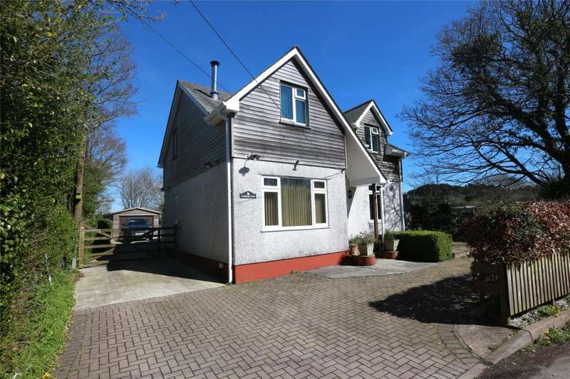 3 Bedrooms Detached House for sale in Barripper, Camborne