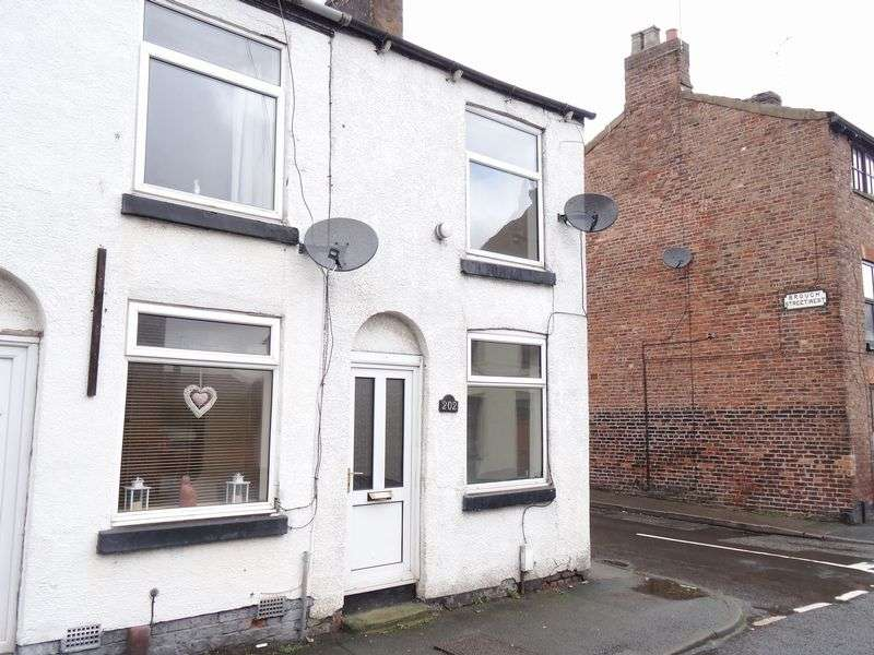 1 Bedroom Terraced House for sale in Crompton Road, Macclesfield