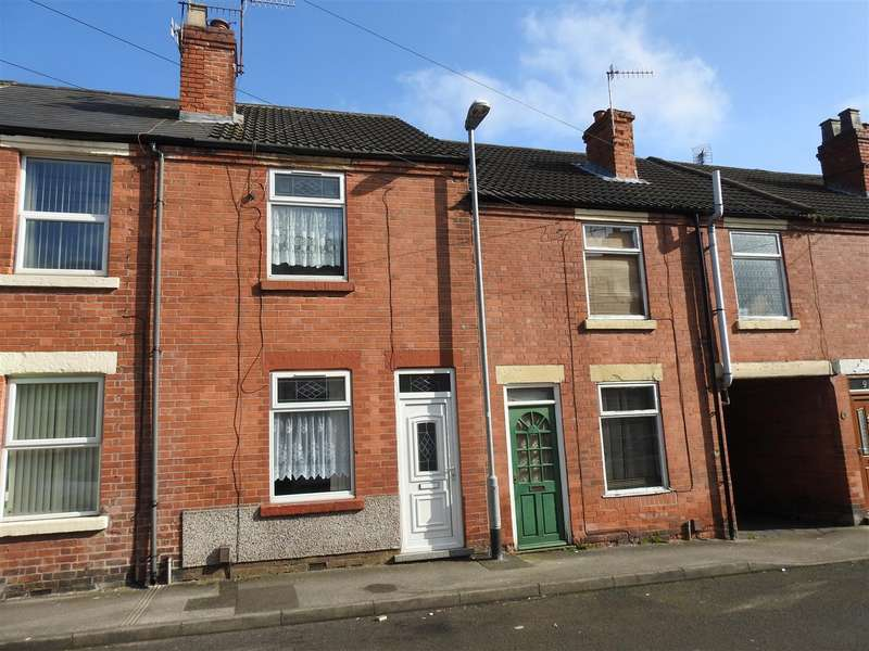 2 Bedrooms Property for sale in Florence Street, Hucknall, Nottingham