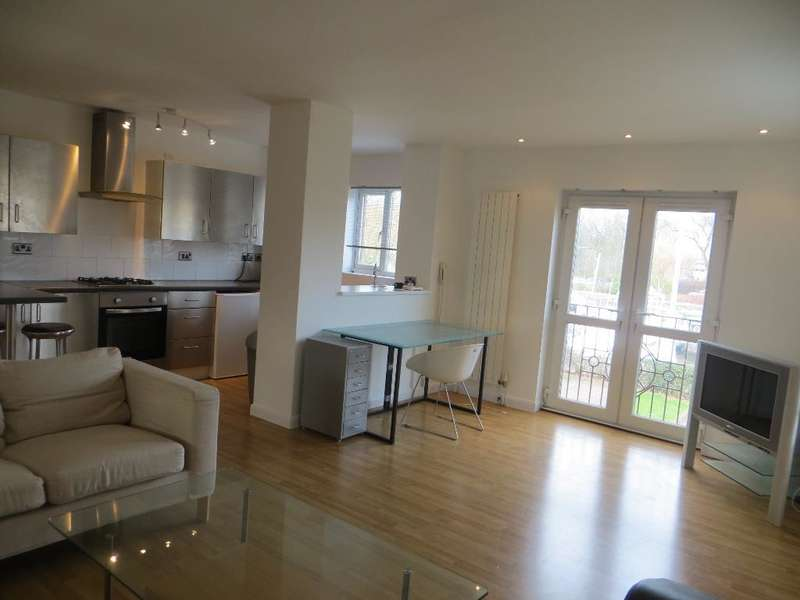 2 Bedrooms Apartment Flat for sale in Kingston Wharf, Hull, HU1 2ES