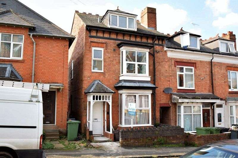 1 Bedroom Flat for sale in Oakly Road, Redditch
