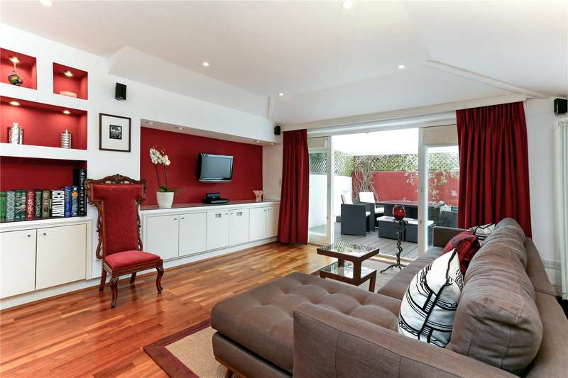 3 Bedrooms Terraced House for sale in The Butts, Brentford, TW8