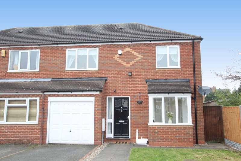 3 Bedrooms Semi Detached House for sale in Maple Road, Sutton Coldfield. B72 1JP