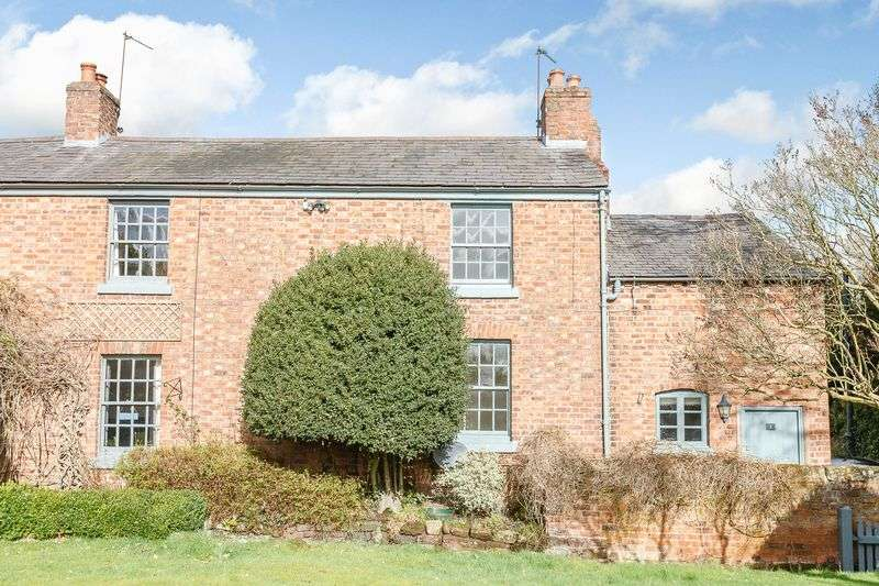 2 Bedrooms Terraced House for sale in Great Barrow, Nr. Chester