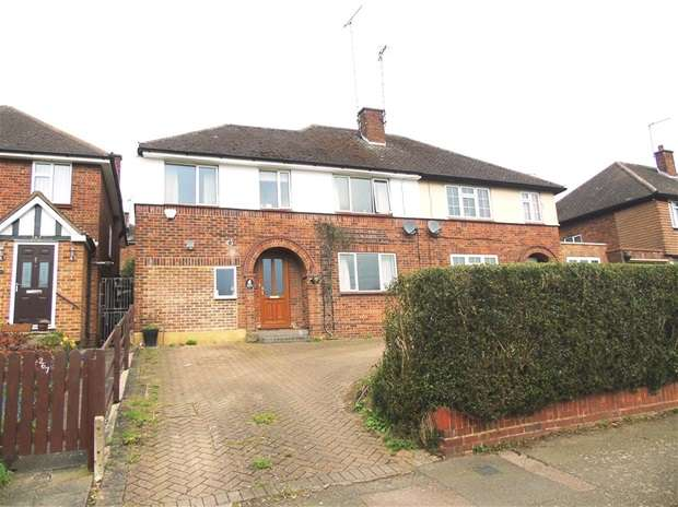 5 Bedrooms Semi Detached House for sale in Park Avenue, Bushey