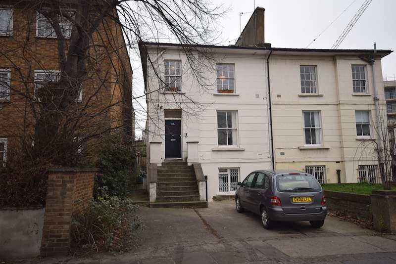 2 Bedrooms Maisonette Flat for sale in St Pancras Way, London, London, NW1