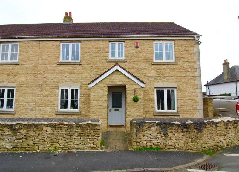 4 Bedrooms Semi Detached House for sale in Collett Place, Latton, Wiltshire, SN6