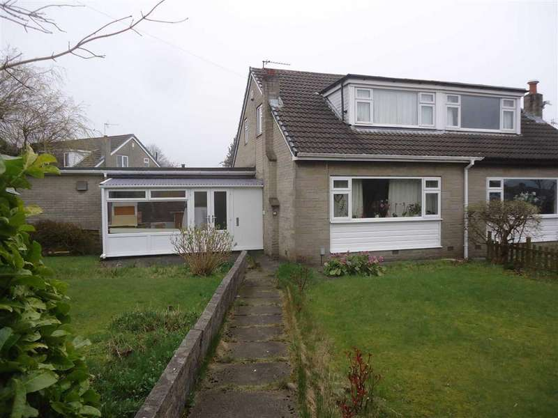 3 Bedrooms Semi Detached House for sale in Buttershaw Lane, Bradford, West Yorkshire, BD6