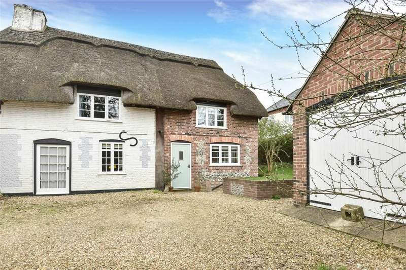 3 Bedrooms Cottage House for sale in North Waltham, Basingstoke, Hampshire