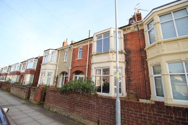 3 Bedrooms Property for sale in Magdalen Road, Portsmouth, PO2