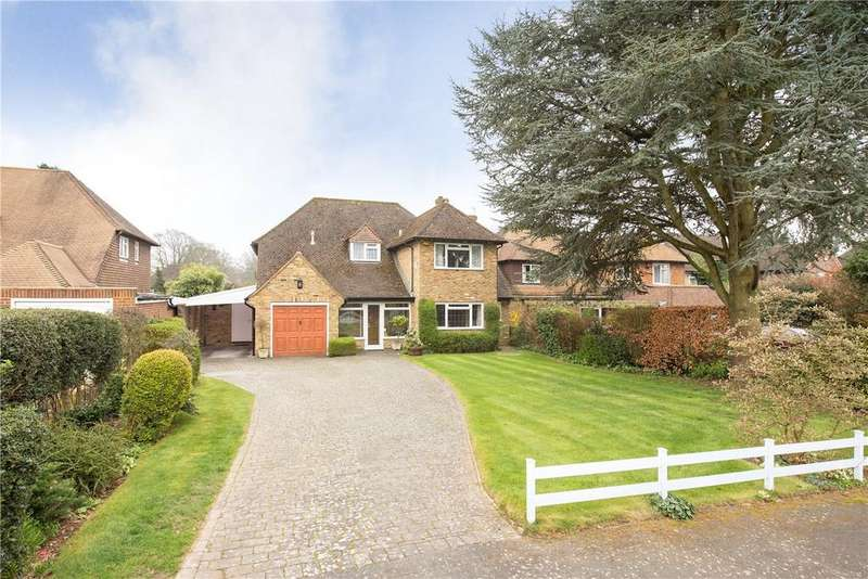 4 Bedrooms Detached House for sale in Foxdell Way, Chalfont St. Peter, Gerrards Cross, Buckinghamshire, SL9