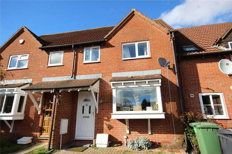 3 Bedrooms Terraced House for sale in Stanshaws Close, Bradley Stoke, Bristol, BS32
