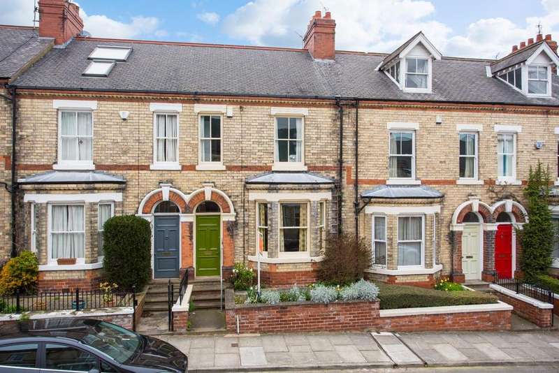 4 Bedrooms Terraced House for sale in St. Clements Grove, Bishopthorpe Road, York