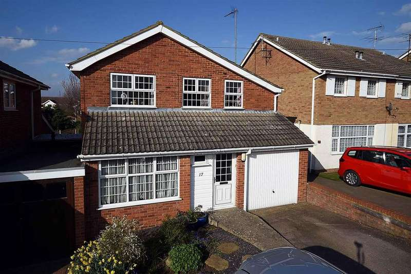 5 Bedrooms Link Detached House for sale in Clive Close, Kettering