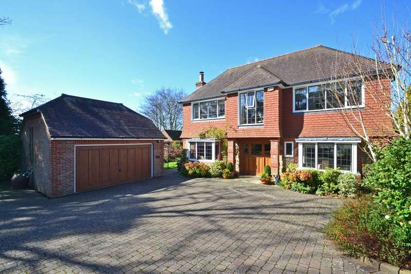 4 Bedrooms Detached House for sale in West Chiltington, West Sussex, RH20