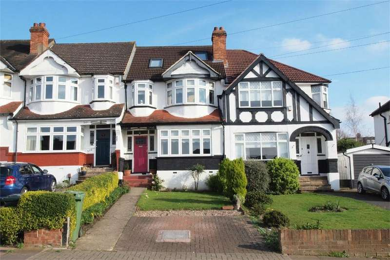 4 Bedrooms Terraced House for sale in Langley Way, West Wickham, Kent