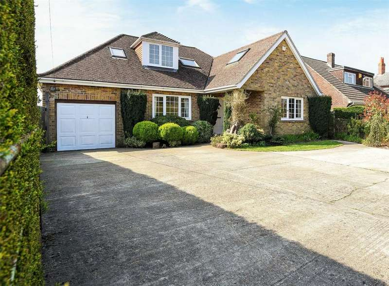5 Bedrooms Detached House for sale in Soberton, Hampshire