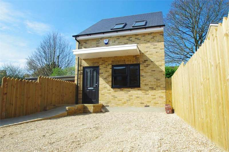 2 Bedrooms Detached House for sale in St Albans Road, WATFORD, Hertfordshire