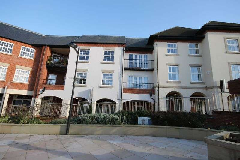 2 Bedrooms Flat for sale in Green Moors, Telford