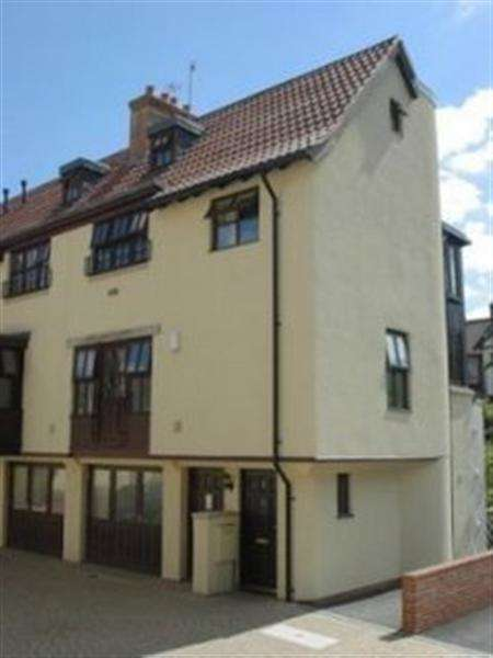 1 Bedroom End Of Terrace House for rent in Bear Yard Mews - Hotwells, Hotwells, Bristol