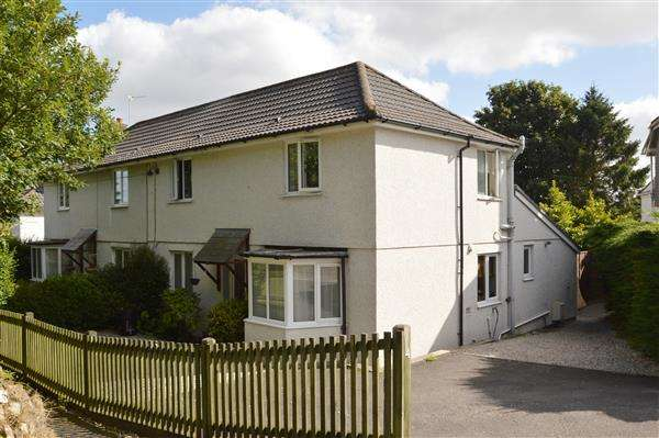 3 Bedrooms Semi Detached House for sale in PERRANWELL STATION