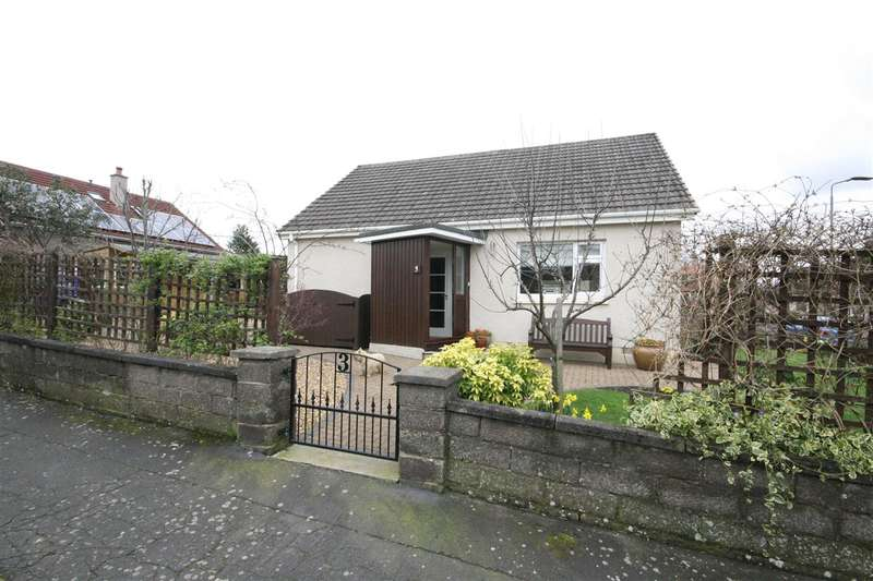 2 Bedrooms Semi Detached House for sale in West Drive, Larbert