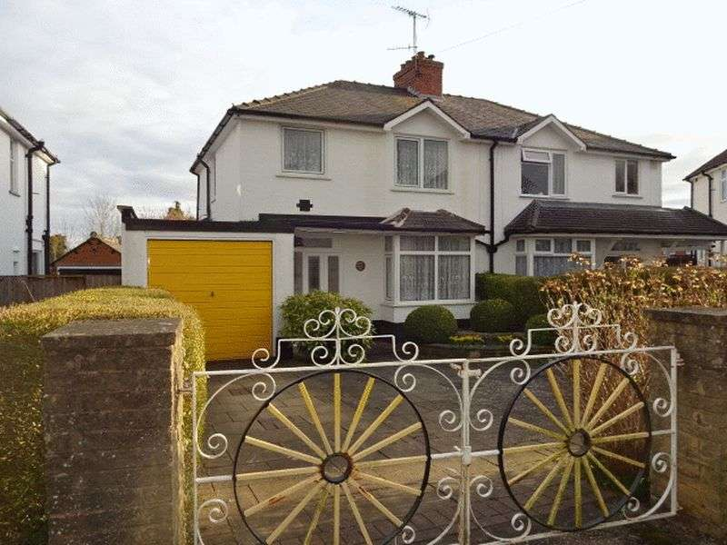 3 Bedrooms Semi Detached House for sale in Belle Orchard, Kidderminster DY11 6PW