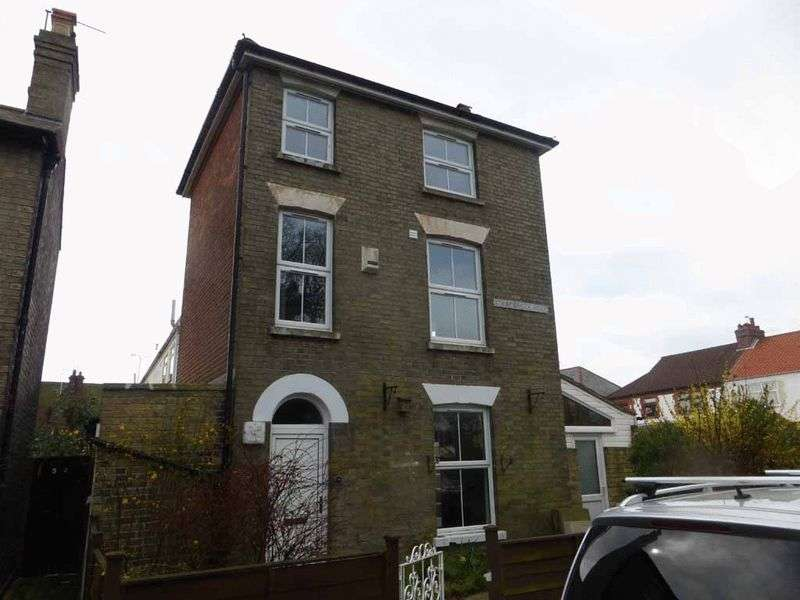 2 Bedrooms Detached House for sale in Gorleston-on-Sea