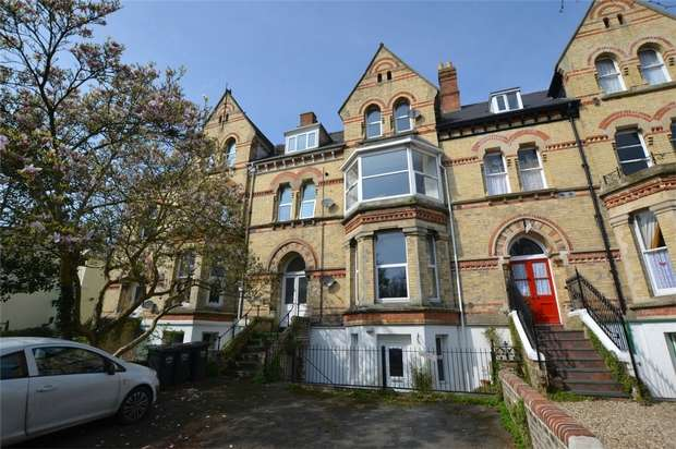 2 Bedrooms Flat for sale in BARNSTAPLE, Devon