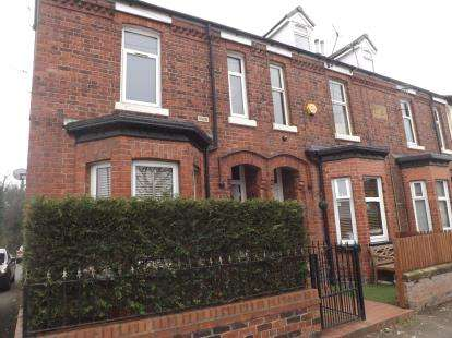 Flat for sale in Stafford Road, Warrington, Cheshire