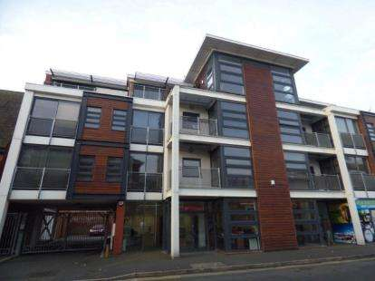 2 Bedrooms Flat for sale in Market Street, Southport, Merseyside, PR8