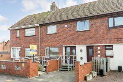 3 Bedrooms Terraced House for sale in Annpit Road, Ayr