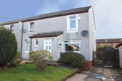 2 Bedrooms Semi Detached House for sale in Glanderston Gate, Newton Mearns
