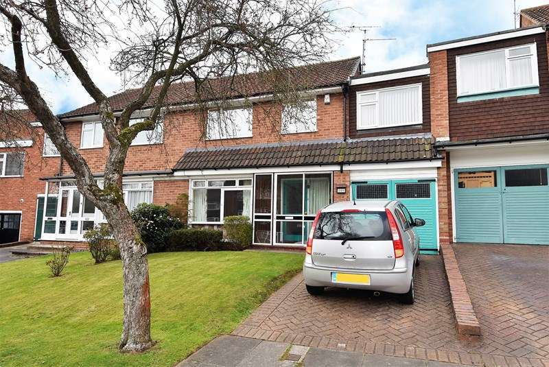 4 Bedrooms Town House for sale in Mulberry Road, Bournville, Birmingham
