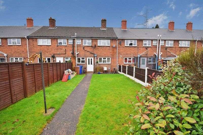 3 Bedrooms Terraced House for sale in Trentside Road, Norton Green