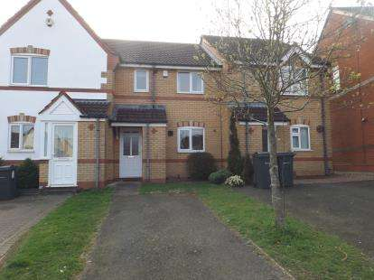 2 Bedrooms Terraced House for sale in Forsythia Close, Northfield, Birmingham, West Midlands