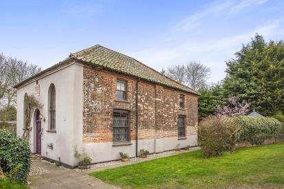 4 Bedrooms Detached House for sale in East Rudham, King's Lynn, Norfolk