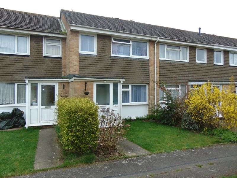 3 Bedrooms Terraced House for sale in Drake Close, Christchurch
