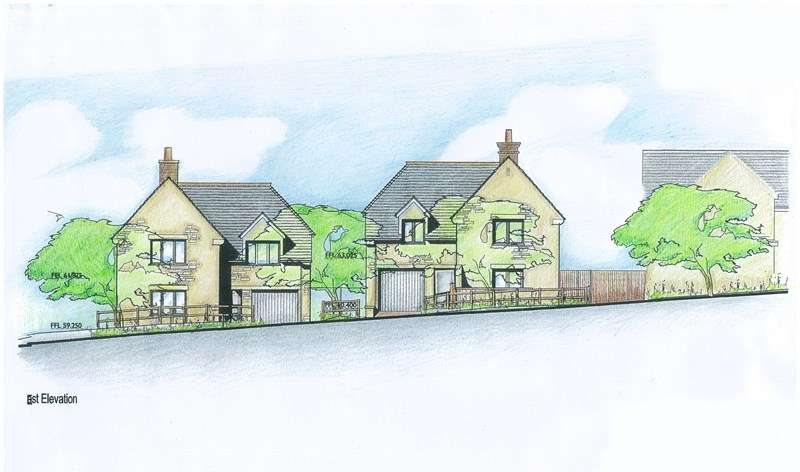4 Bedrooms Detached House for sale in NEW BUILD - HARMANS CROSS