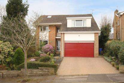 4 Bedrooms Detached House for sale in Silverdale Close, Sheffield