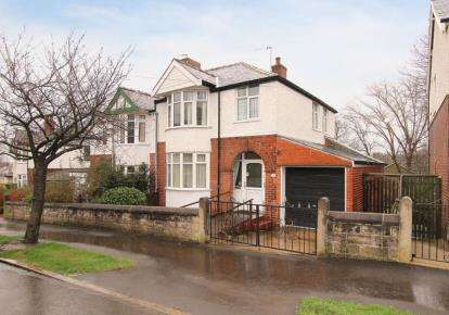 3 Bedrooms Semi Detached House for sale in Greystones Grange Road, Sheffield